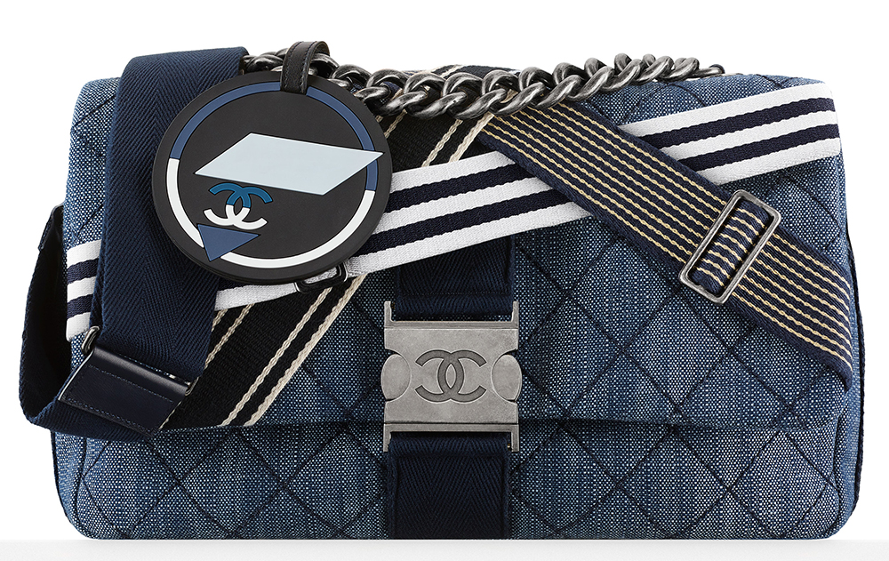 2ed71bd4f068 50 Bags (and Prices!) from Chanel's Travel-Themed Spring 2016 ...