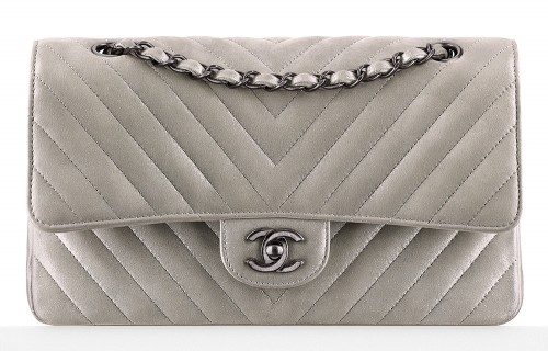 a0aabb75b8ad Chanel-Metallic-Chevron-Classic-Flap-Bag - PurseBlog