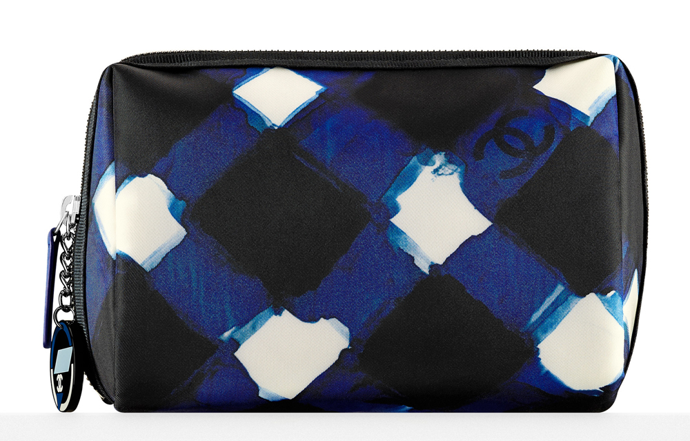 Chanel-Printed-Toile-Pouch-675
