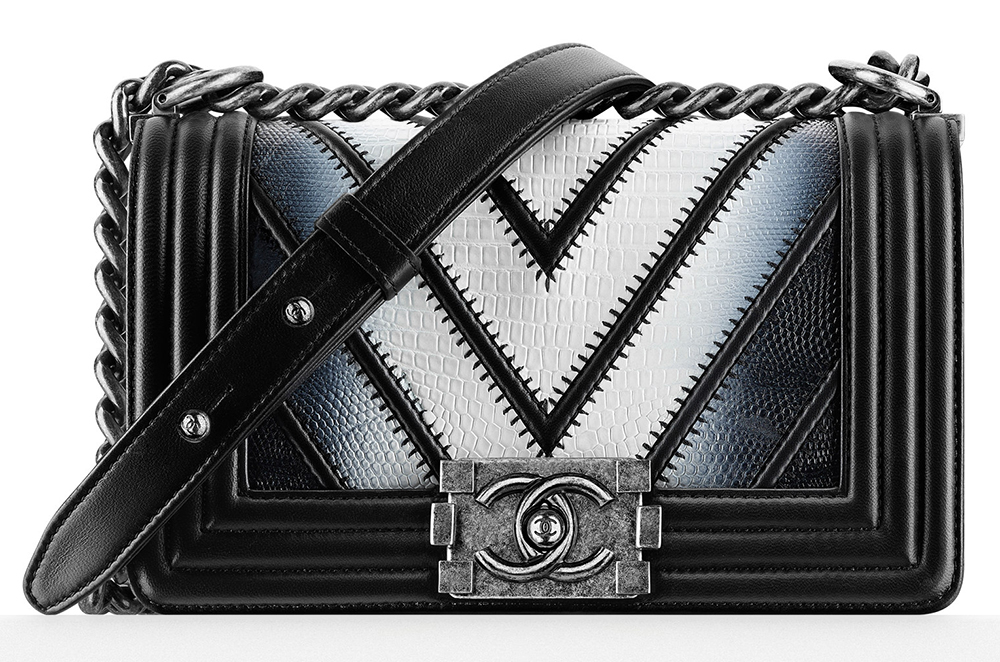 50 Bags And Prices From Chanel S Travel Themed Spring
