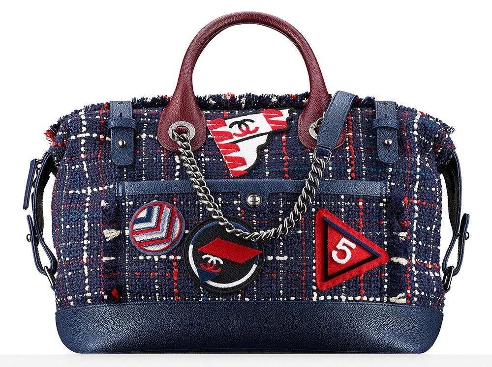 Chanel-Tweed-Bowling-Bag-4000