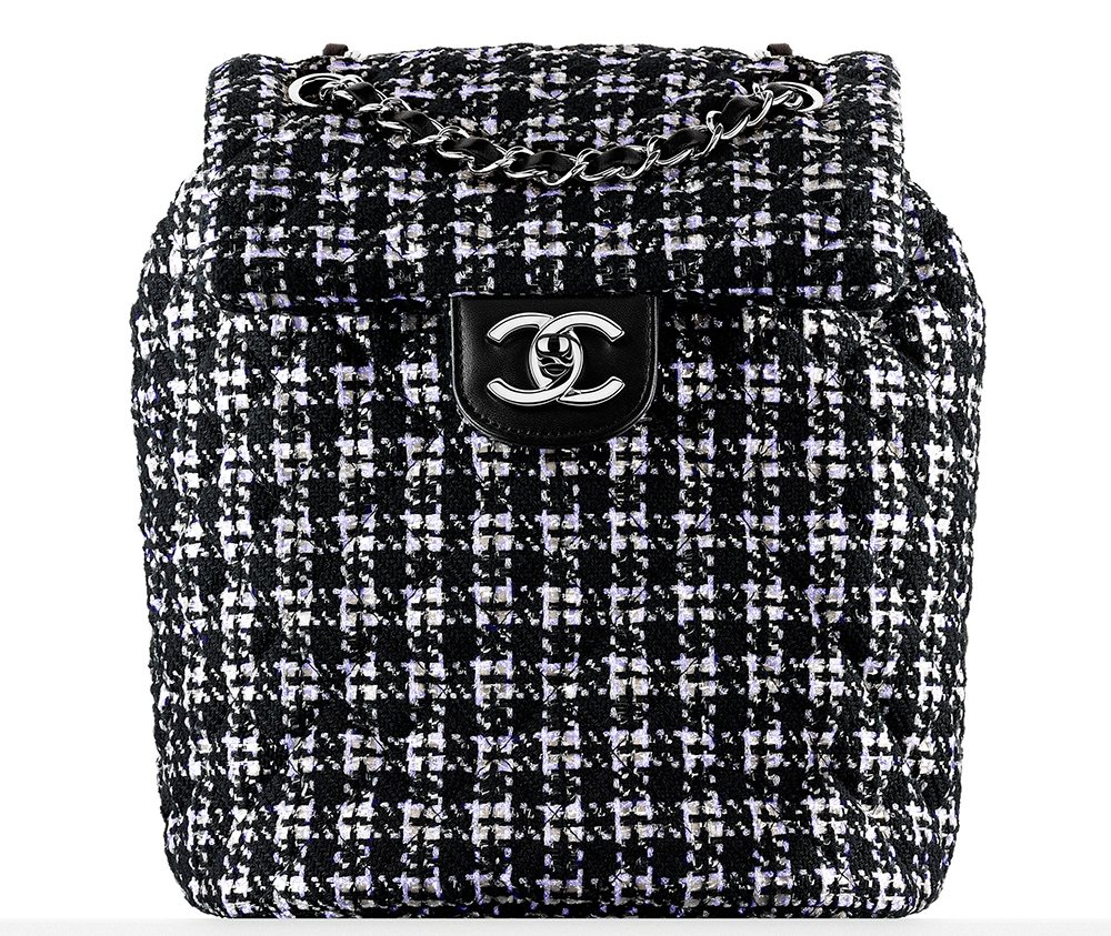 Chanel-Tweed-and-Lambskin-Backpack-3100