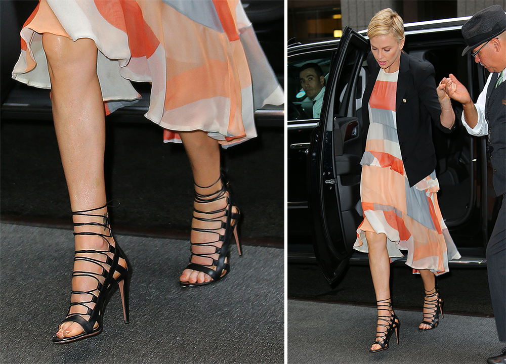 Charlize-Theron-Aquazzura-Amazon-Sandals