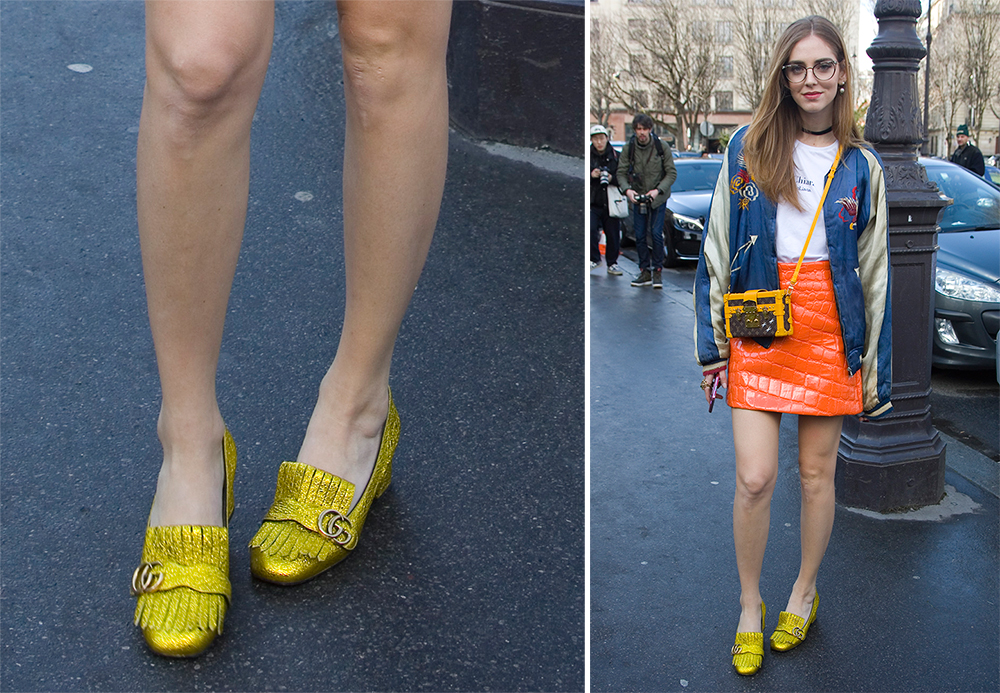 ebf78b1cfd7 Chiara Ferragni Had Fall 2016 Fashion Month s Most Interesting Shoes ...