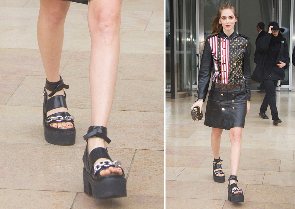 Chiara-Ferragni-Louis-Vuitton-Samourai-Sandals
