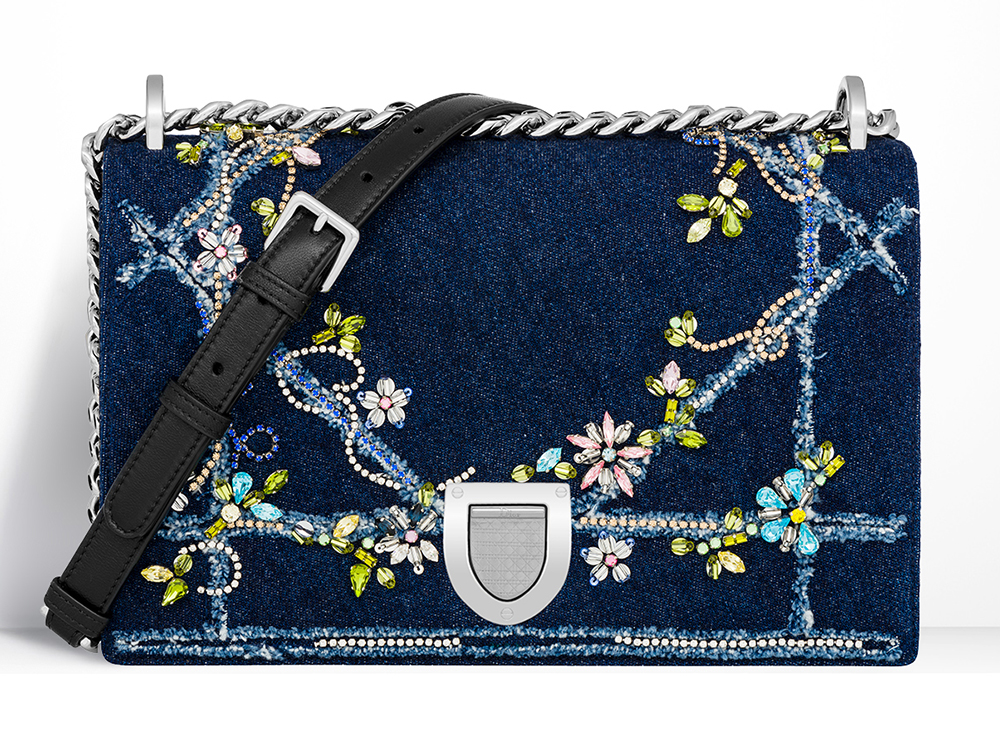 Christian-Dior-Diorama-Denim-Bag
