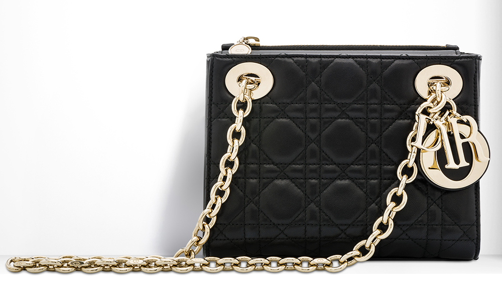 ccae5b995355 Christian-Dior-Mini-Lady-Dior-Bag-with-Double-Chains - PurseBlog