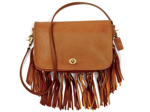 Coach Partners With Barneys And Opening Ceremony For Red Vintage Bags Capsule Collection