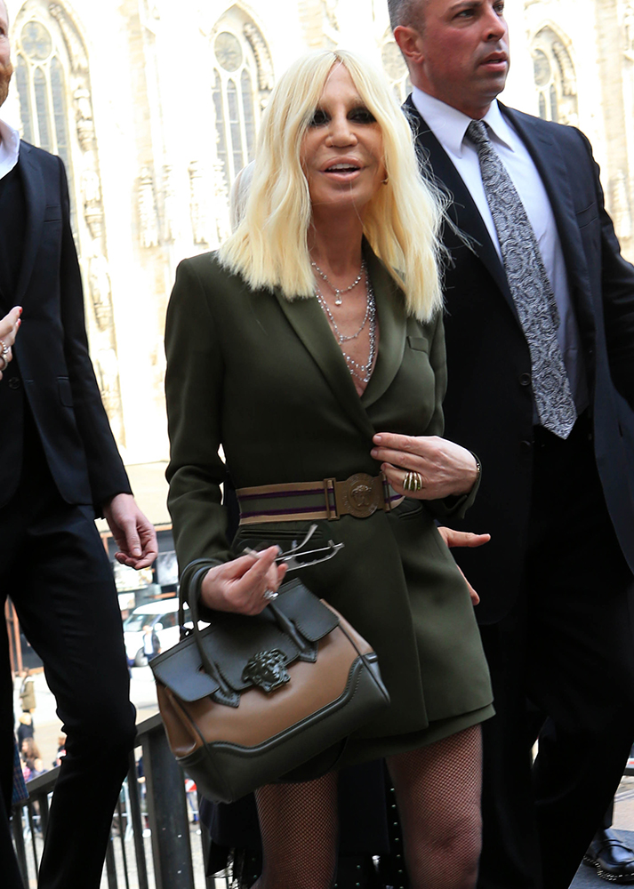 Donatella-Versace-Versace-Medusa-Satchel