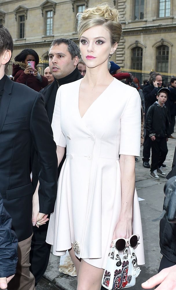 Elle-Evans-Dior-Mini-Lady-Dior-Bag