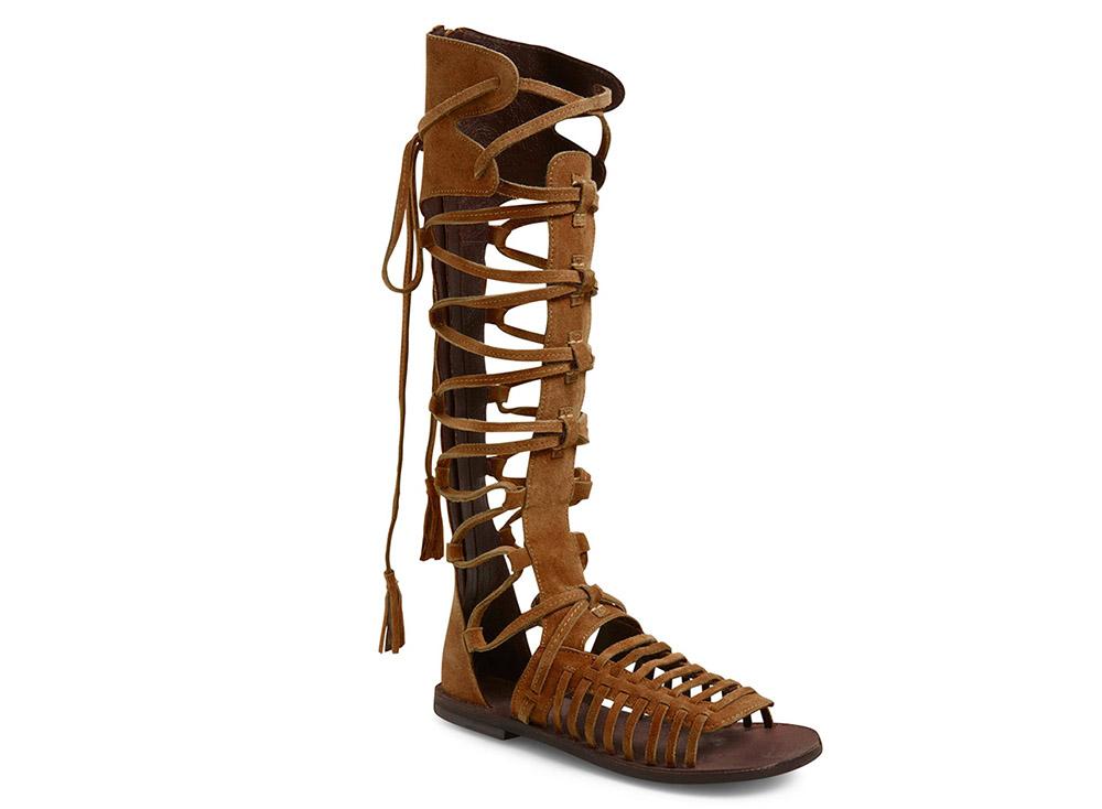 Free People Sun Seeker Tall Gladiator Sandal
