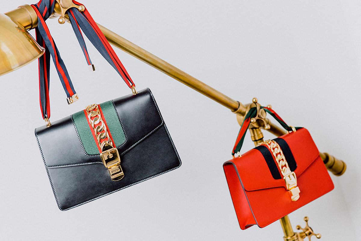 celine soft leather tote - A Day with Gucci Spring 2016 and the New Gucci Sylvie Bag - PurseBlog