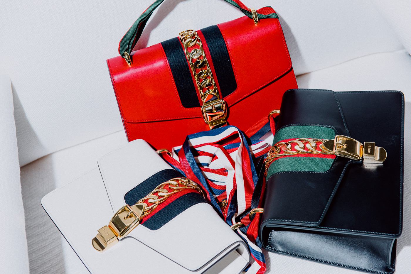 14c7eca3a52 A Day with Gucci Spring 2016 and the New Gucci Sylvie Bag - PurseBlog