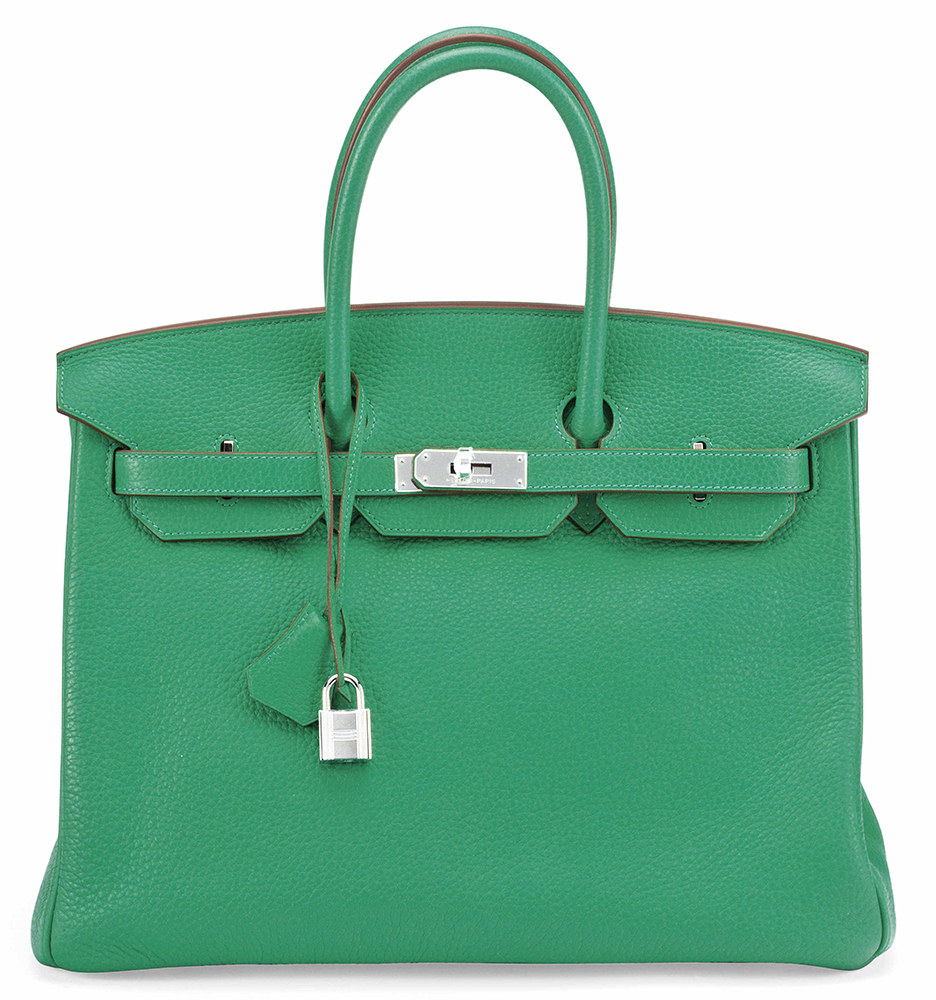 Hermes-Clemence-Leather-Birkin-35cm
