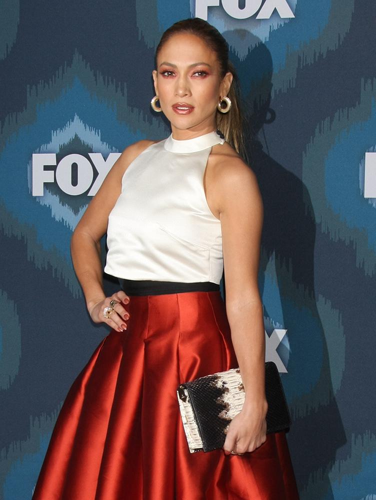 Jennifer-Lopez-Python-Clutch