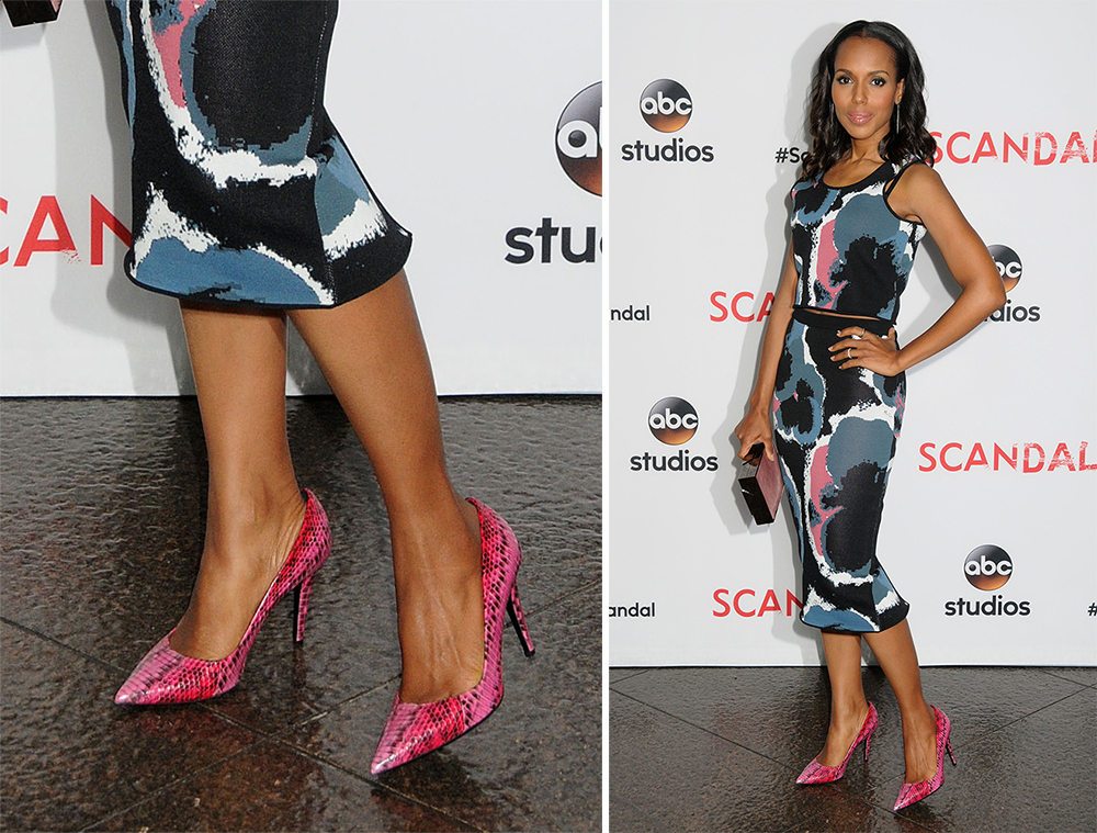 Kerry-Washington-Tamara-Mellon-Snakeskin-Pumps