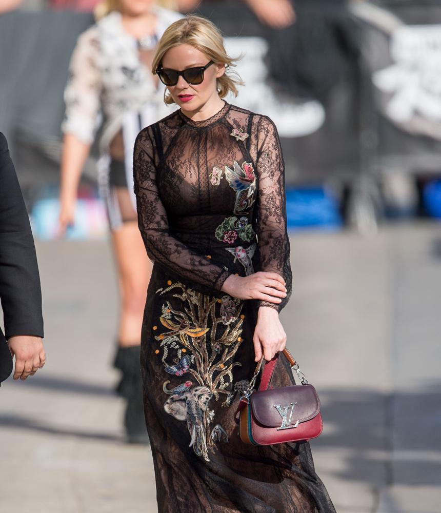 Kirsten-Dunst-Louis-Vuitton-Vivienne-Shoulder-Bag