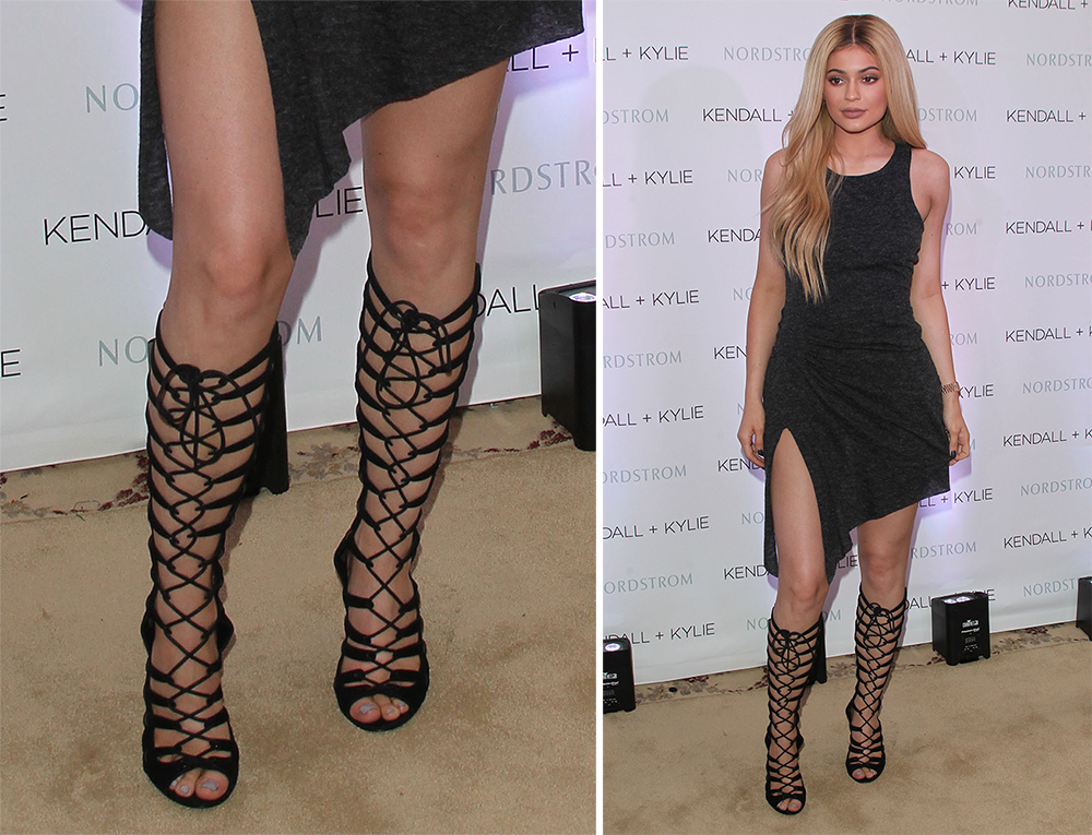 Kylie-Jenner-Kendall-and-Kylie-Emily-Tall-Gladiator-Sandal