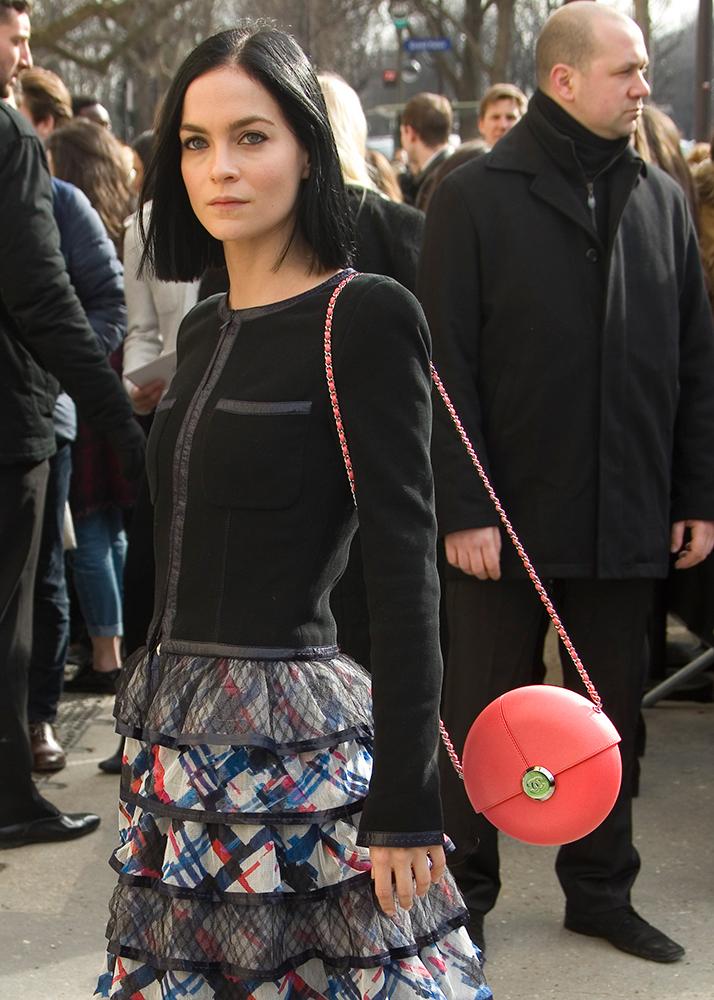 Leigh-Lezark-Chanel-Circle-Evening-Bag
