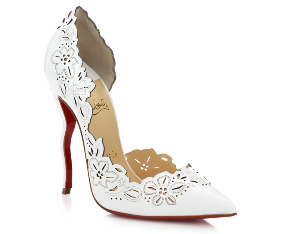 the best attitude 4ea3f 8283e Atlassian CrowdID - Wedding Louboutins Christian Louboutin ...