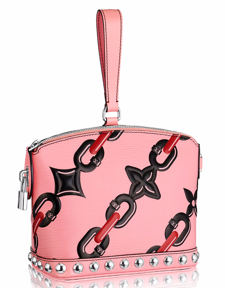 Louis-Vuitton-Chain-Flower-Mini-Lockit-Bag