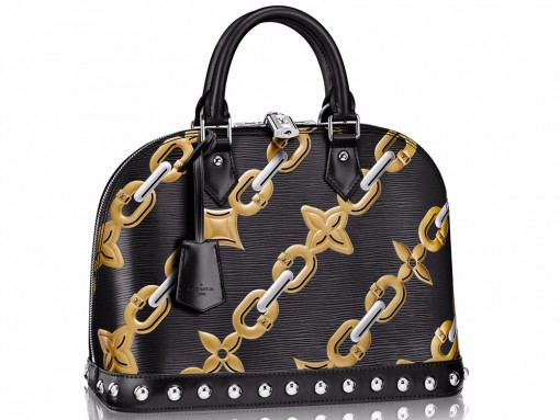 Louis-Vuitton-Epi-Chain-Flower-Alma-PM-Bag