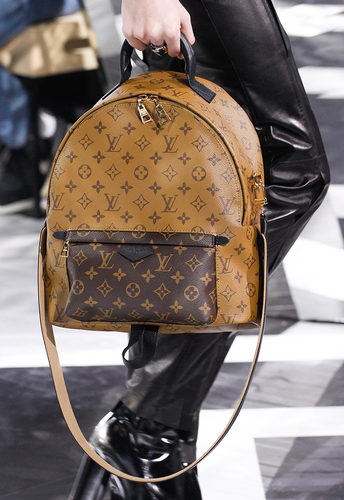 Louis Vuitton S Fall 2016 Bags Introduced New Shapes And