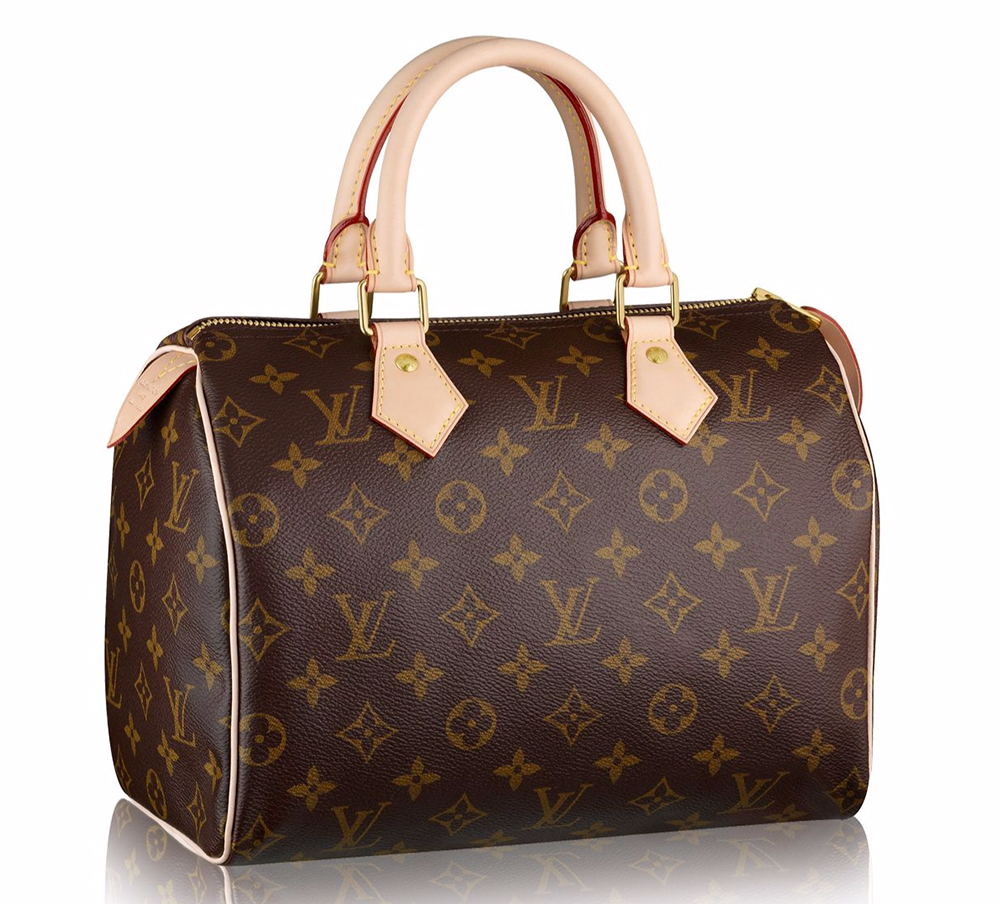 88bc505a3bdb The Ultimate Bag Guide  The Louis Vuitton Speedy Bag - PurseBlog