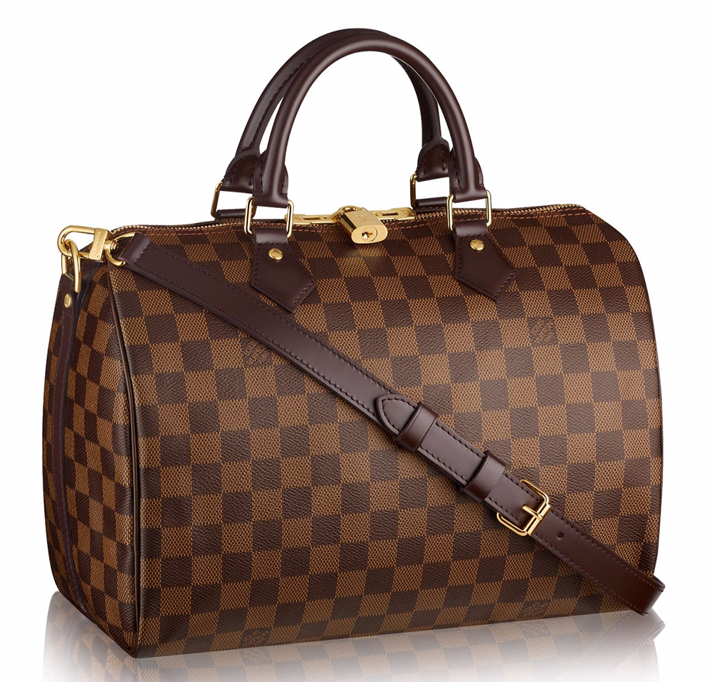 The Ultimate Bag Guide: The Louis Vuitton Speedy Bag ...
