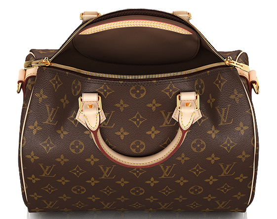 Louis Vuitton Speedy 30 Interior