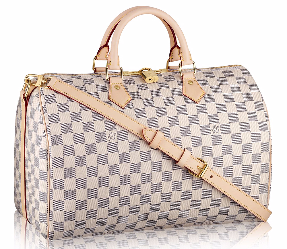 1dfa3d9b5d67 The Ultimate Bag Guide  The Louis Vuitton Speedy Bag - PurseBlog