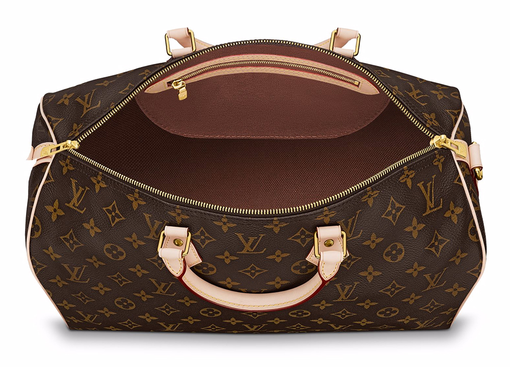 Louis Vuitton Speedy 40 Interior