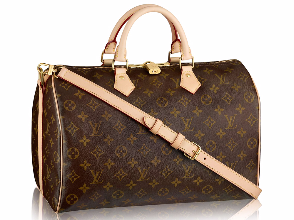 b1ac1e7c5627 The Ultimate Bag Guide  The Louis Vuitton Speedy Bag - PurseBlog