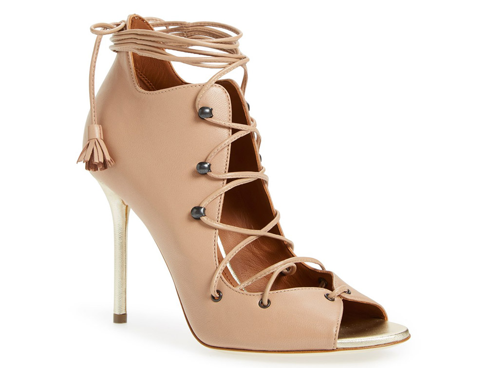Malone Souliers Savannah Lace-Up Sandal