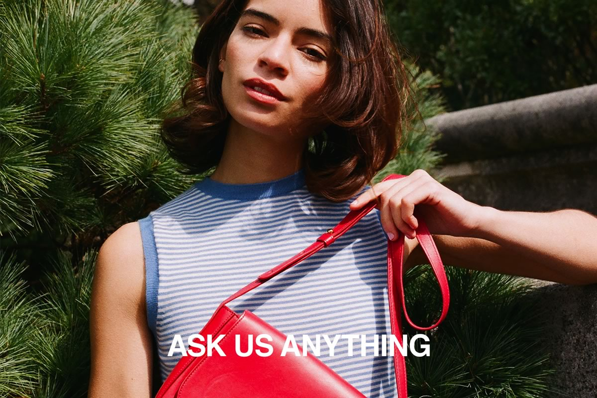Mansur Gavriel Ask Me Anything PurseForum