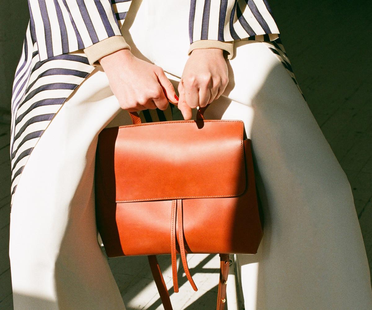 laptop pouch bag - Brown Mansur Gavriel A5ZR0sgn