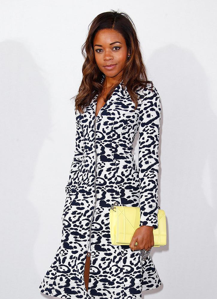Naomi-Harris-Christian-Dior-Diorama-bag
