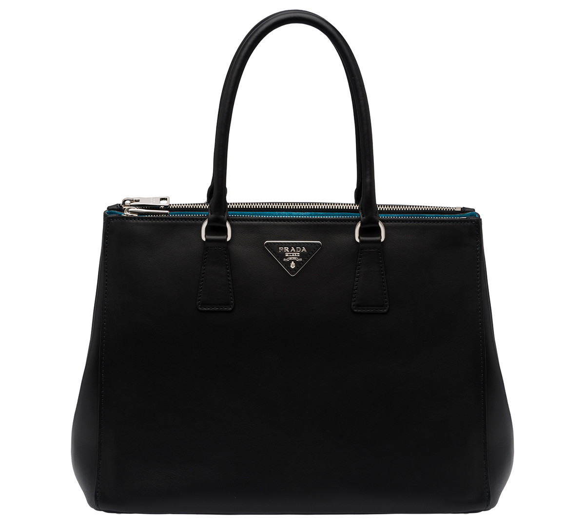 Prada Galleria Bag Black