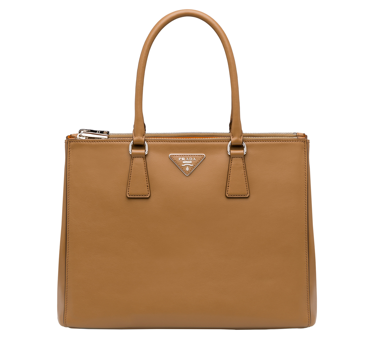 Prada Galleria Bag in Caramel