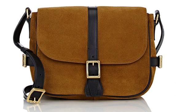 Saint-Laurent-Messenger-Bag