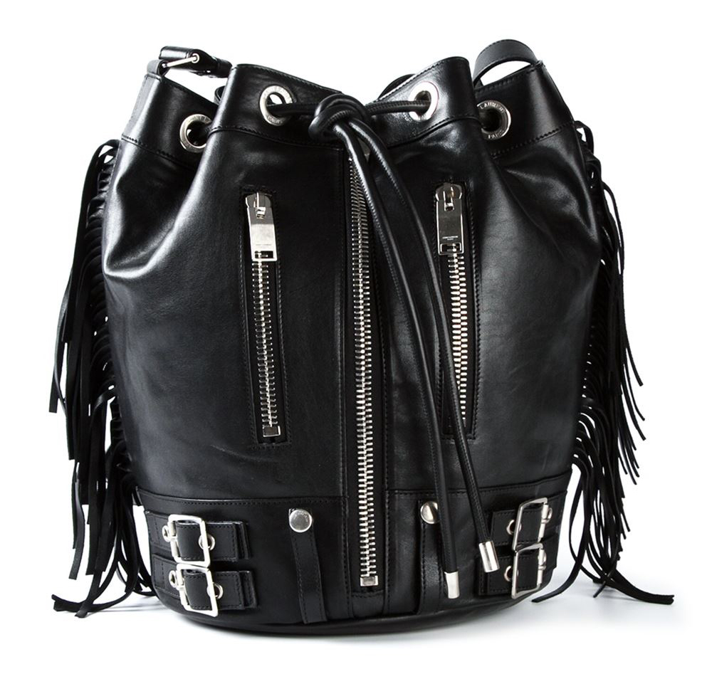 Saint-Laurent-Rider-Bucket-Bag