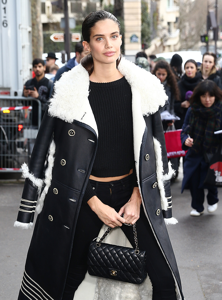 Sara-Sampaio-Chanel-Classic-Flap-Bag