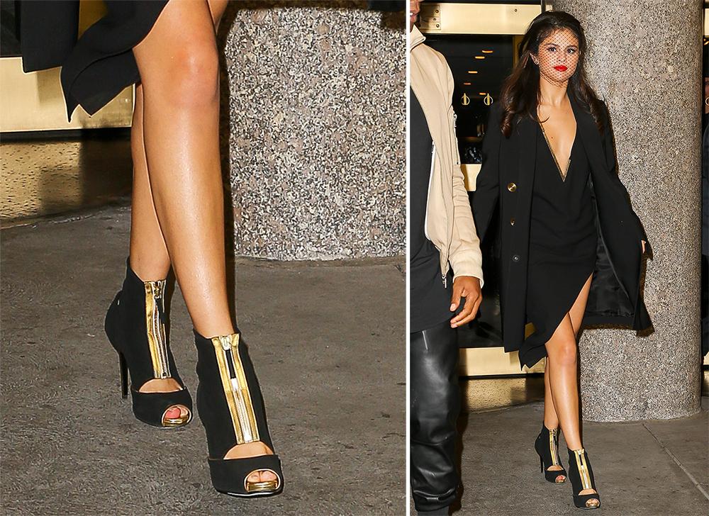 de5058dbf83e Selena Gomez s Shoe Game Has Been Pushing the Envelope Lately ...