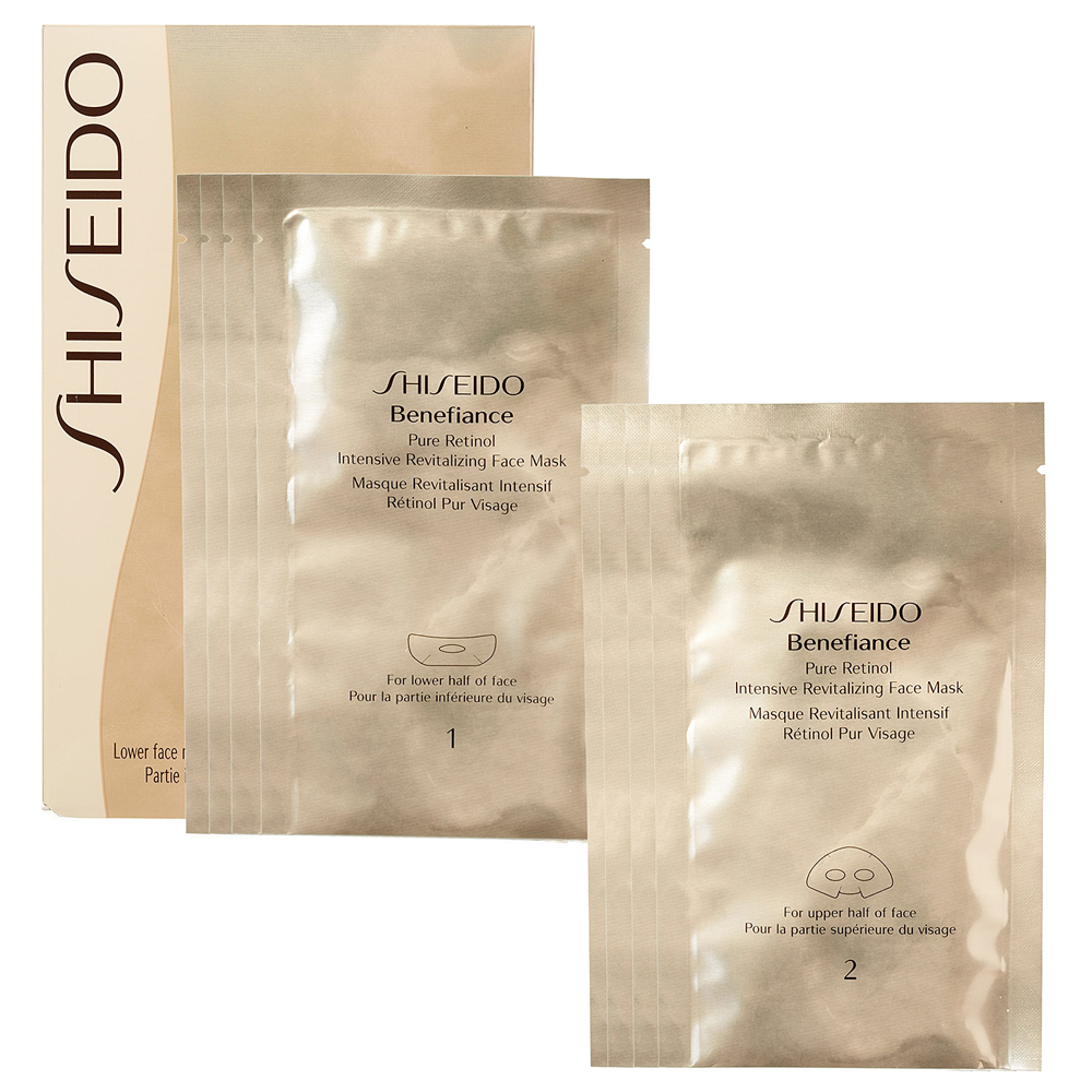 Shiseido-Benefiance-Pure-Retinol-Intensive-Revitalizing-Sheet-Mask