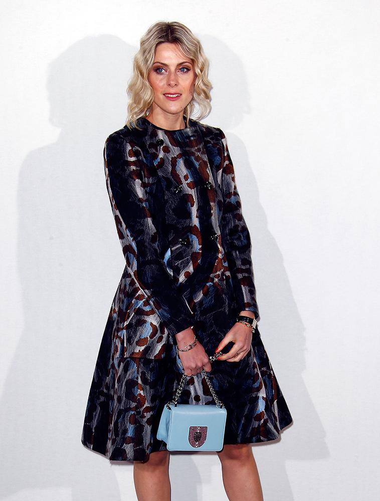 Sofie-Valkiers-Christian-Dior-Flap-Bag
