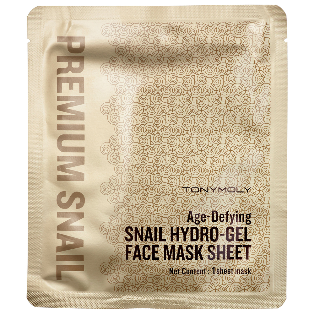 TONYMOLY-Snail-Hydrogel-Sheet-Mask