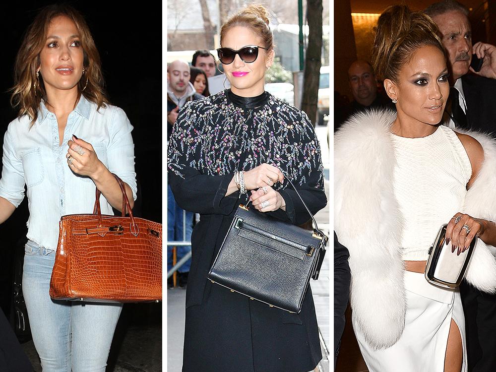 c4de6fe6fda99 The Many Bags of Jennifer Lopez