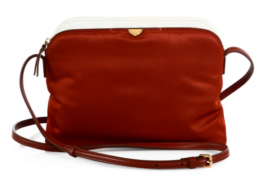 The-Row-Mixed-Media-Pouch-Shoulder-Bag