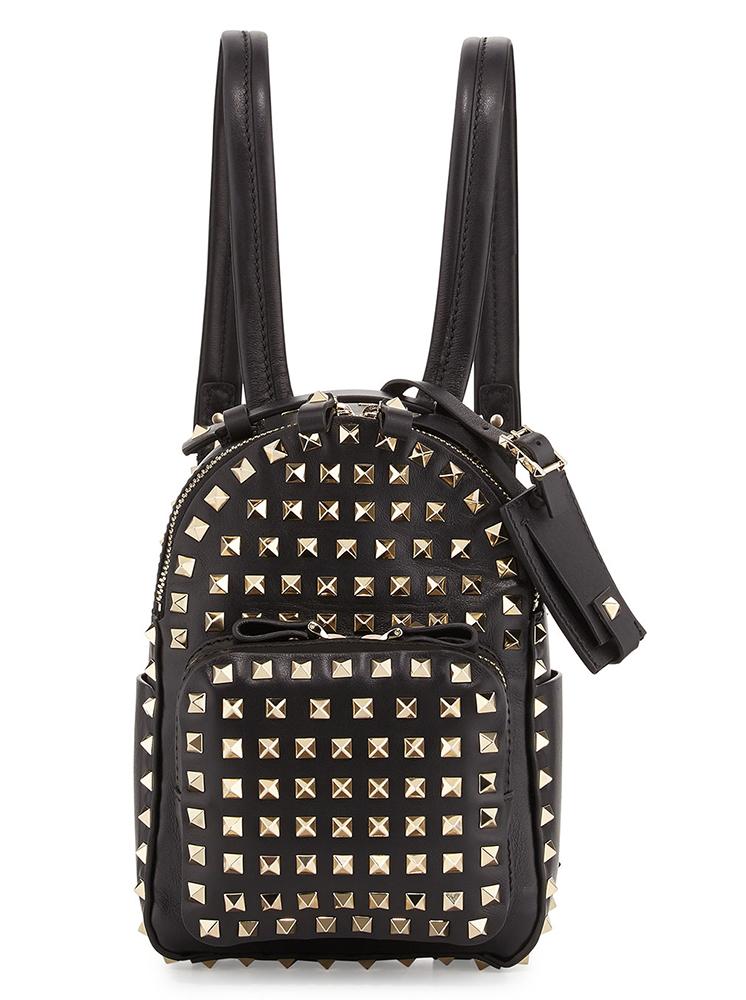 Valentino-Rockstud-Mini-Backpack