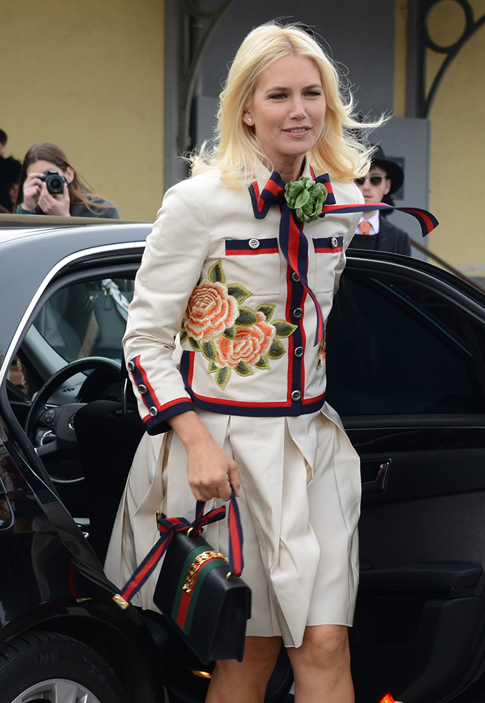 Valeria-Mazza-Gucci-Syvlie-Bag